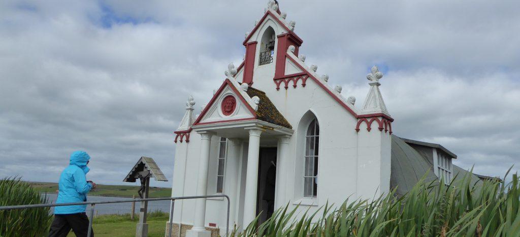 Orkney Isles Top Ten: The Italian Chapel