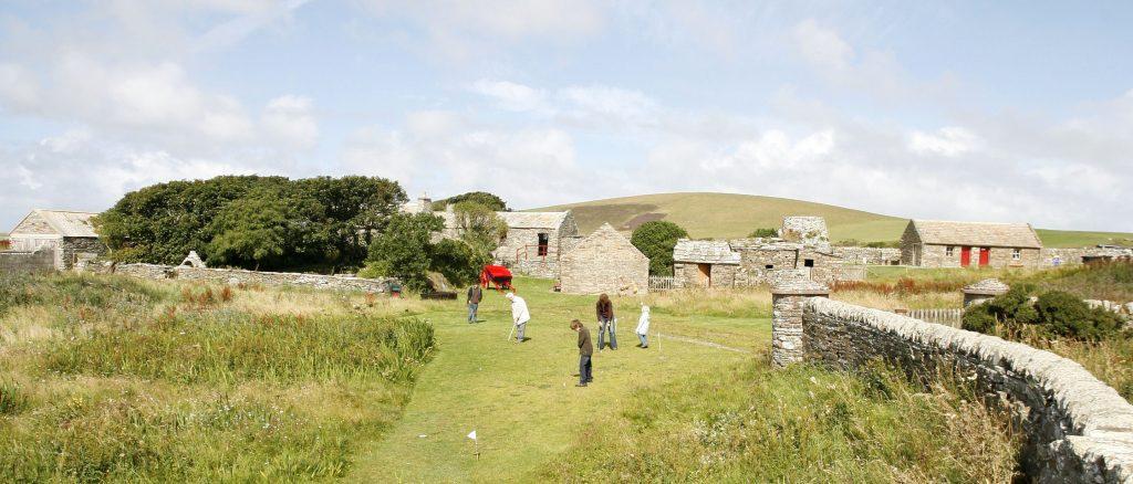 Orkney Isles Top Ten Kirbuster Farm Museum