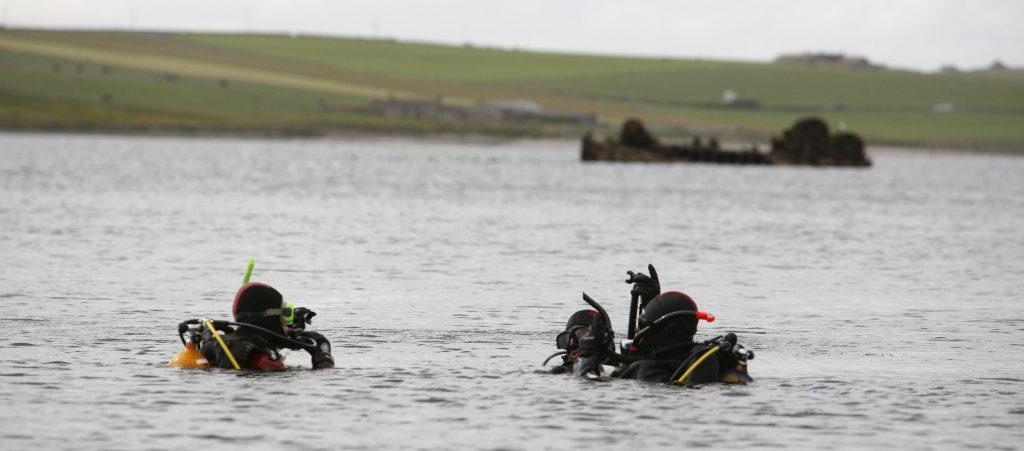 Top Ten Orkney Isles Wreck diving