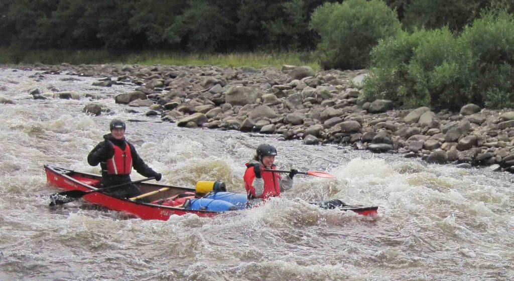 Whisky month: River Spey