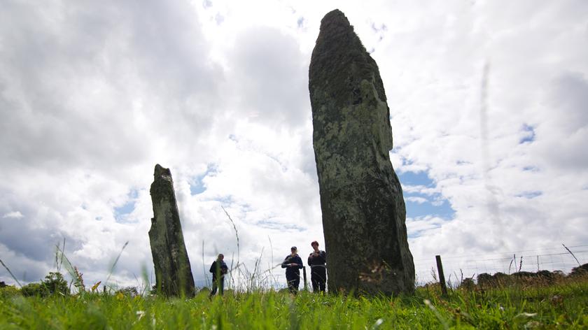 Standing Stones Kilmartin