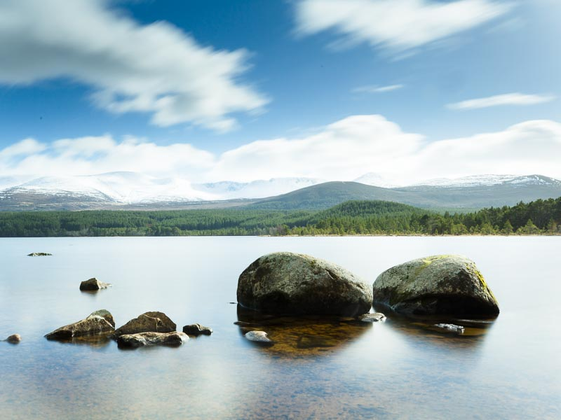 walking high points of the Cairngorms