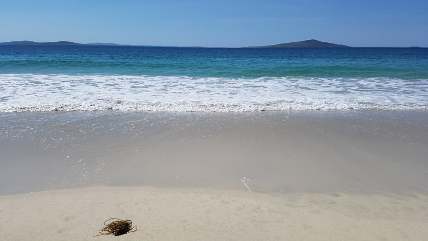 Tropical Beach in Scotland - The Isle of Harris