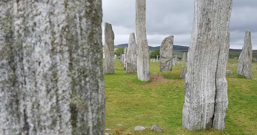 The Sanding Stones of Callanish