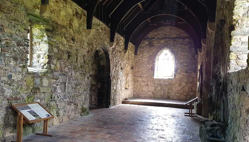 St Clement's Church Interior