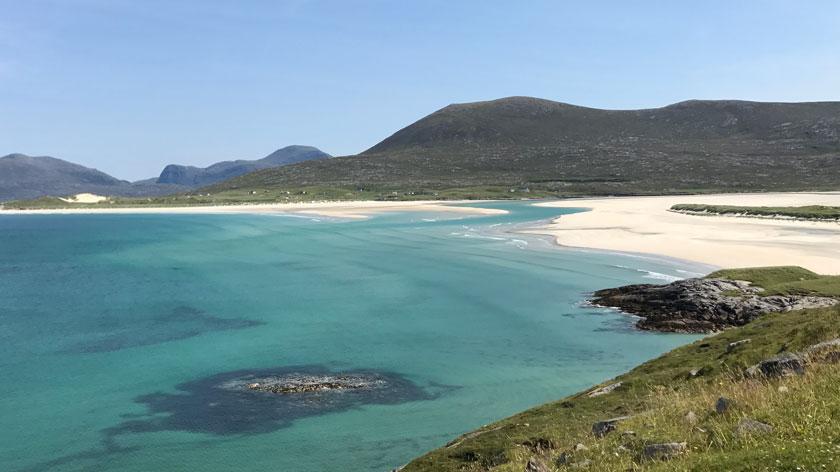 Outer Hebridean beach