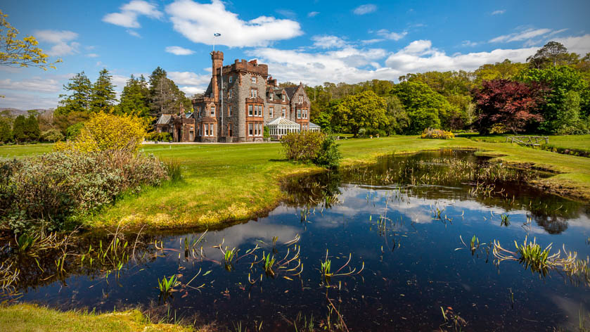 Luxury Hotels in Scotland for Outdoor Lovers