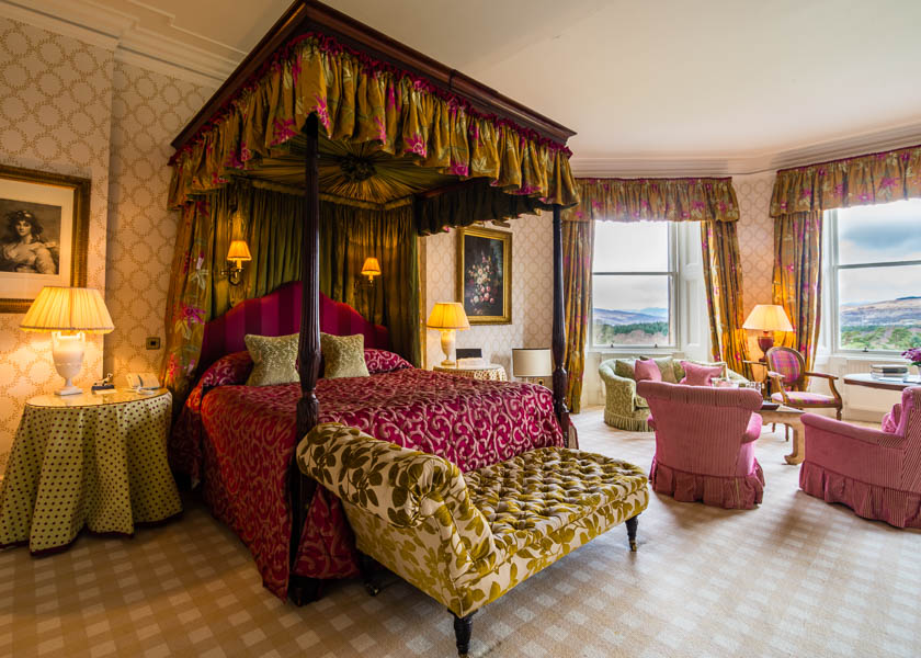 Top 5 Luxury Hotels In Scotland For Outdoor Lovers Award Winning