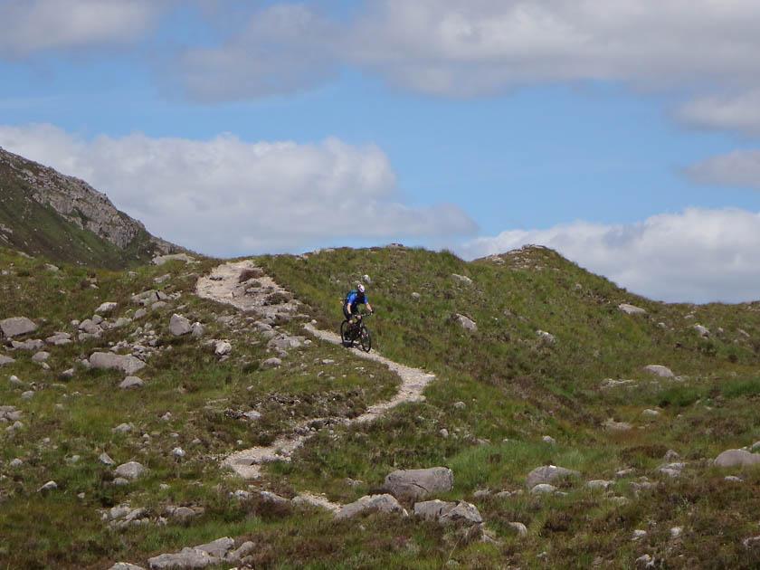 torridon bike path