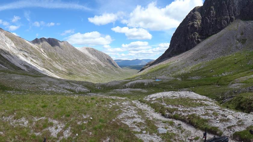 torrion mountain landscape