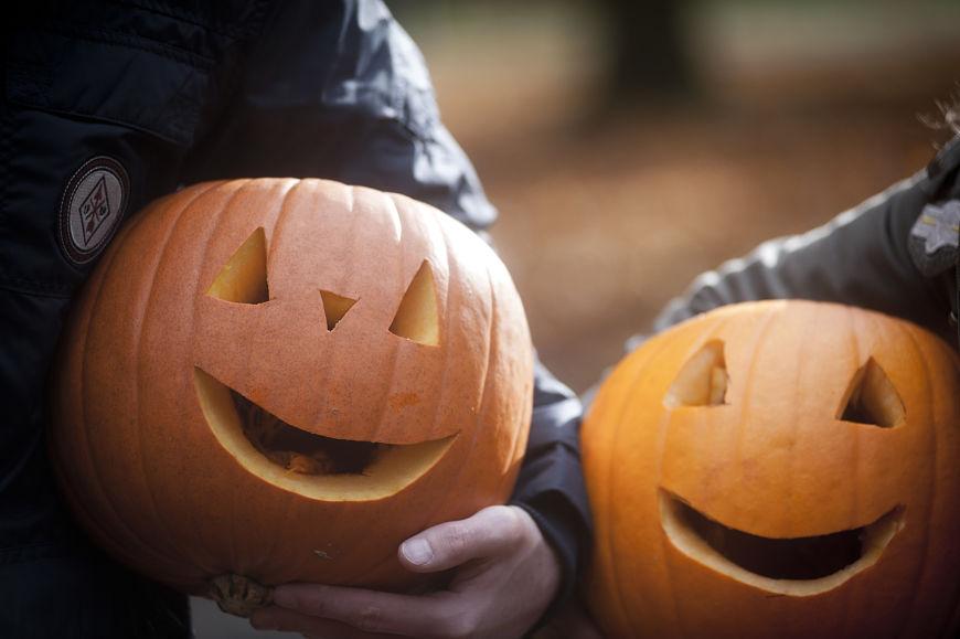 origin Halloween Ireland Samhain