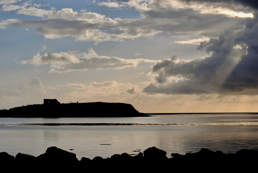 Strandhill sunset - Sligo Surf Coast