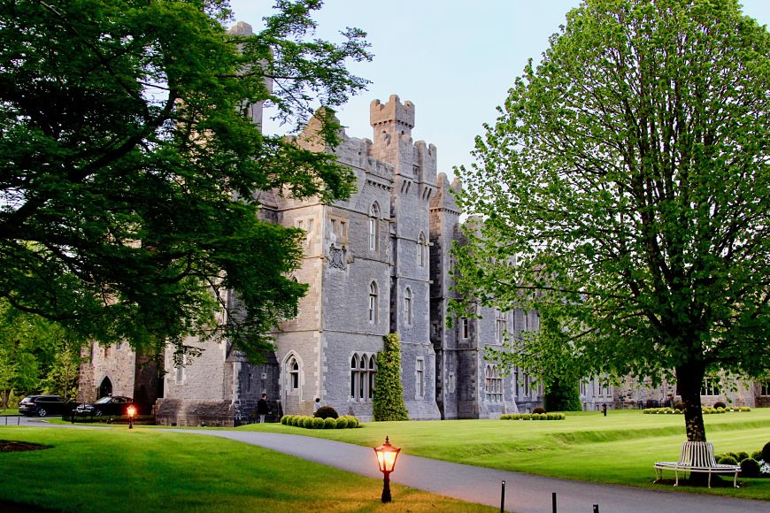 Luxury hotel Ireland Ashford Castle Connemara