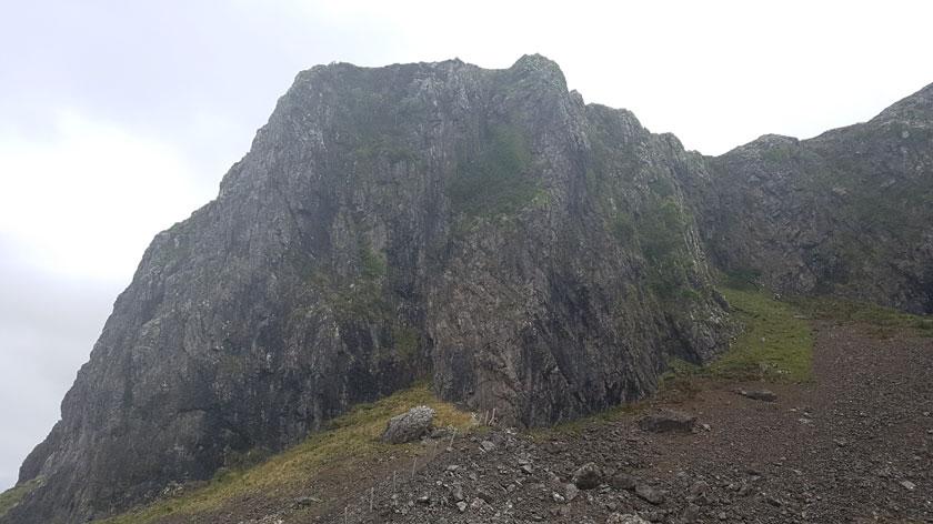 mountainous Scottish views