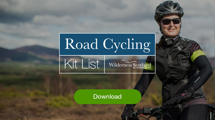 Download our PDF Road Cycling Kit Guide