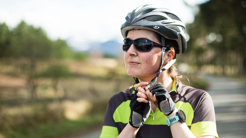 What to wear road cycling in Scotland
