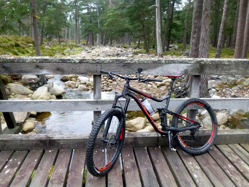 mountain biking coast to coast