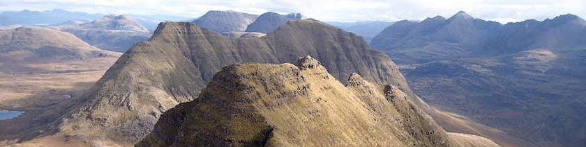 3cd45dd322e2 Ben Alligin is one of my favourite mountains and up there with the best day  hikes in Scotland. It s located in one of the most dramatic locations