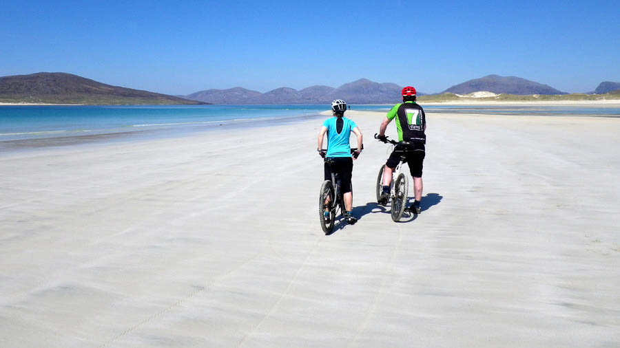 Mountain Biking In The Outer Hebrides 8