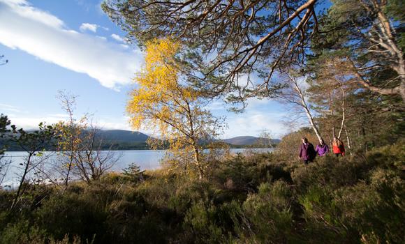 scotland climate autumn