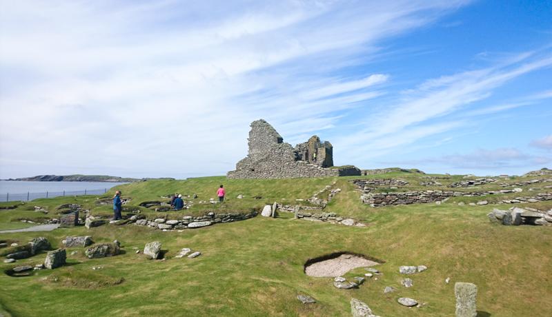 culture shetland isles