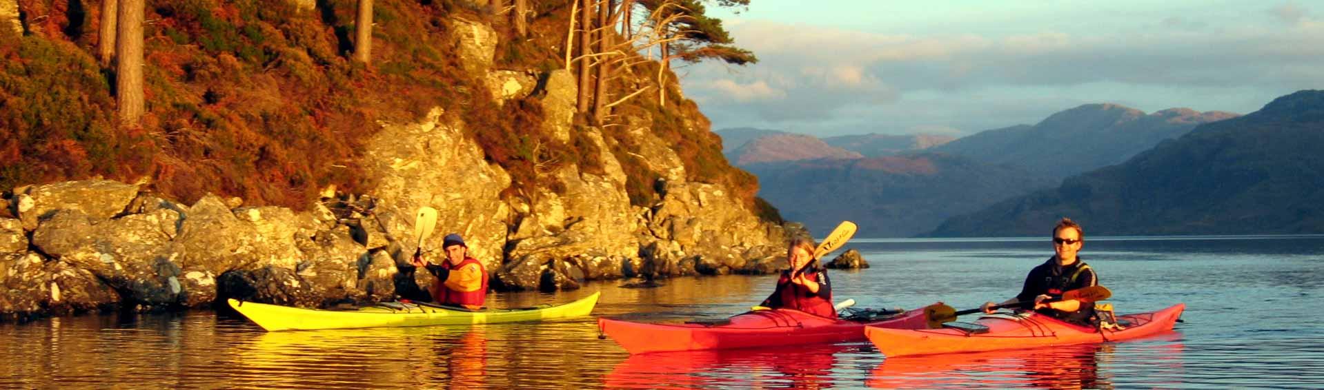 Scottish Sea Kayaking