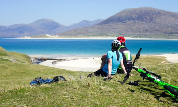 scotland climate spring