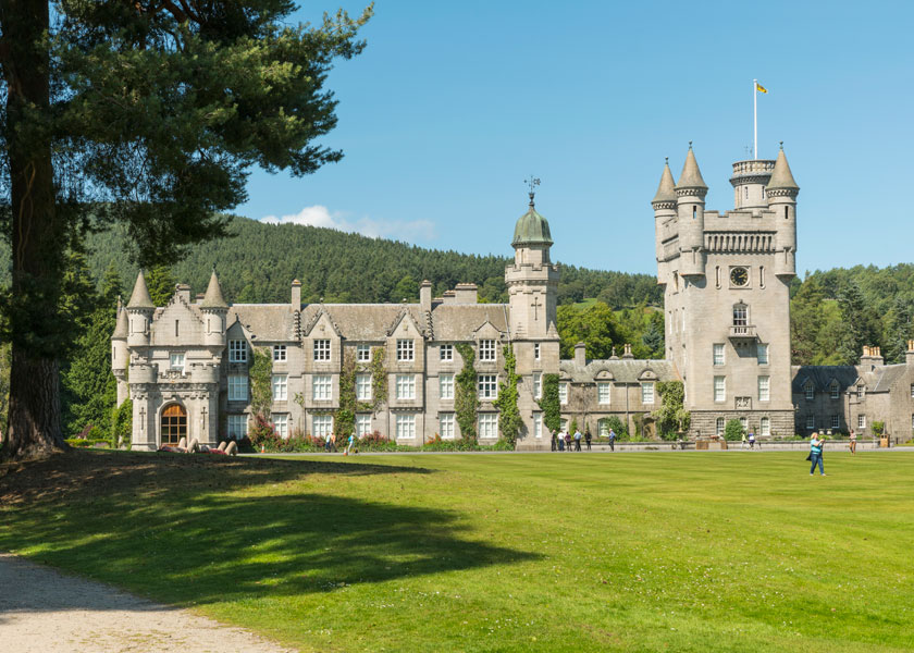 Balmoral Castle: A Royal Holiday - Wilderness Scotland