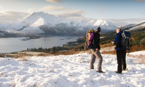 scotland climate winter